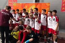 Mladší žáci Loun uspěli na turnaji v Praze