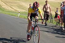 Lounský cyklista Vojtěch Nipl