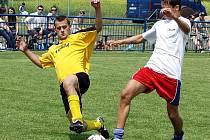 Fotbalový Gama Cup v Dobroměřicích