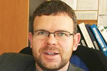 Jan Kerner, starosta Loun.
