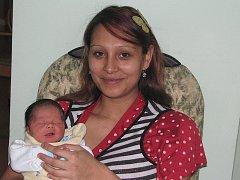 Mamince Sabrině Szamkové se 18. ledna 2012 v 6:05 hodin narodila dcerka Karolína Monika Szamková. Vážila 2,805 kg, měřila 47 cm.