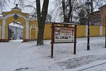 K zajímavostem Peruce patří Muzeum české vesnice.