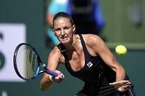 Karolína Plíšková je v Indian Wells ve 3. kole.