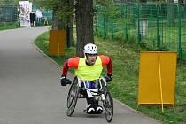 Memoriál Karla Raise je prestižním závodem také pro handicapované