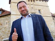 Osmičkou na soupisce hnutí ANO 2011 je lounský podnikatel Milan Rychtařík.