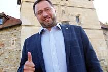 Krajským lídrem TOP09 je lounský radní Michal Kučera