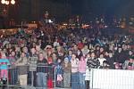 Na žateckém náměstí Svobody se sešly stovky lidí