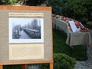 Velká podzimní ovocnářská výstava v Křížově vile v Žatci