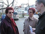Den s Deníkem se uskutečnil v Podbořanech na Masarykově náměstí 17. dubna 2008.