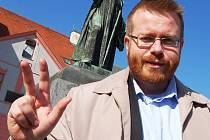 Zastupitel Loun PhDr. Michal Pehr, Ph.D, Koalice pro Louny