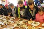 Výstava hub v Žatci