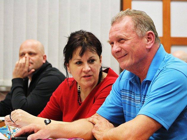 Jednání podbořanského zastupitelstva, ilustrační foto.