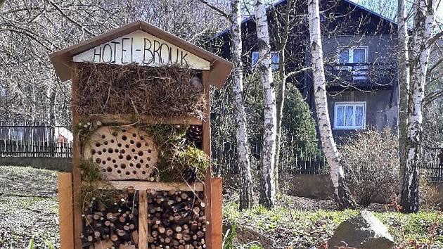 Hmyzí domeček