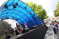 Letní slavnosti v Podbořanech
