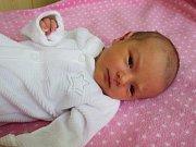Melánie Vodová se narodila 15. listopadu 2017 v 15.59 hodin rodičům Ivetě Danišové a Lukáši Vodovi ze Smolnice. Vážila 2630 g a měřila 48 cm.