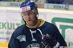 Jan Alinč v dresu Ústí nad Labem