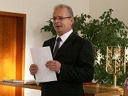 Zdeněk Valeš, ředitel Městské policie Louny.