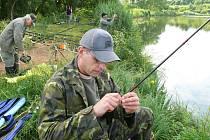 Rybáři v Očihově. Ilustrační foto.