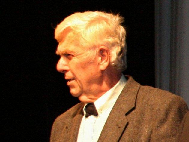 Antonín Hluštík na archivním snímku
