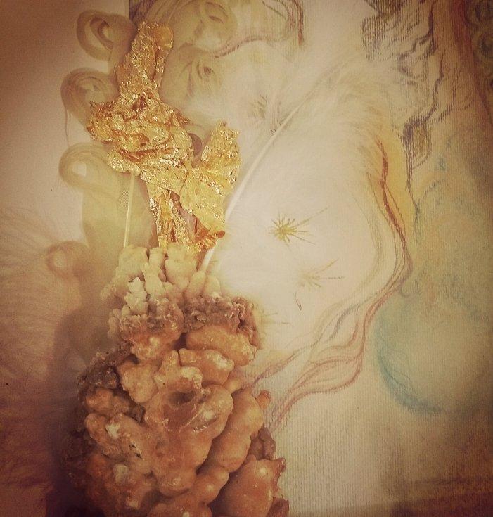 V žatecké Galerii Sladovna můžete navštívit výstavu Jitky Větrovské s názvem Minerály v pastelech.