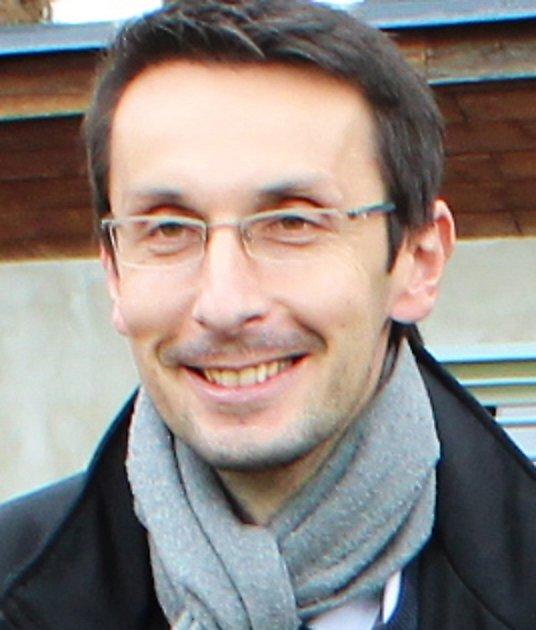 Komentátor Vlastimil Vlášek