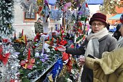Akce Vánoce v muzeu v Lounech