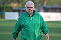 Pavel Maňák, šéf fotbalistů Žatce