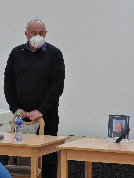 Novým předsedou OFS Louny byl zvolen Pavel Domecký.