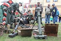 V Libočanech se v sobotu otevřelo soukromé vojenské muzeum.