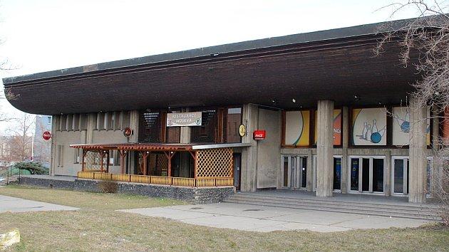 Kulturní dům Moskva Žatec.