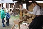 Lidé mohli obdivovat důmyslnost a nasazení někdejších řemeslníků