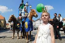 Chmelfest v Žatci.