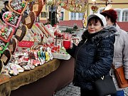 Kouzelné Vánoce na lounském Mírovém náměstí