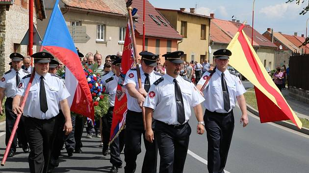 Oslavy 670 let obce Líšťany