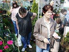 Výstava Dům a zahrada v Lounech