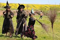 Čarodějnice v Blšanech u Loun