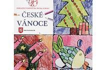 Obal CD České Vánoce