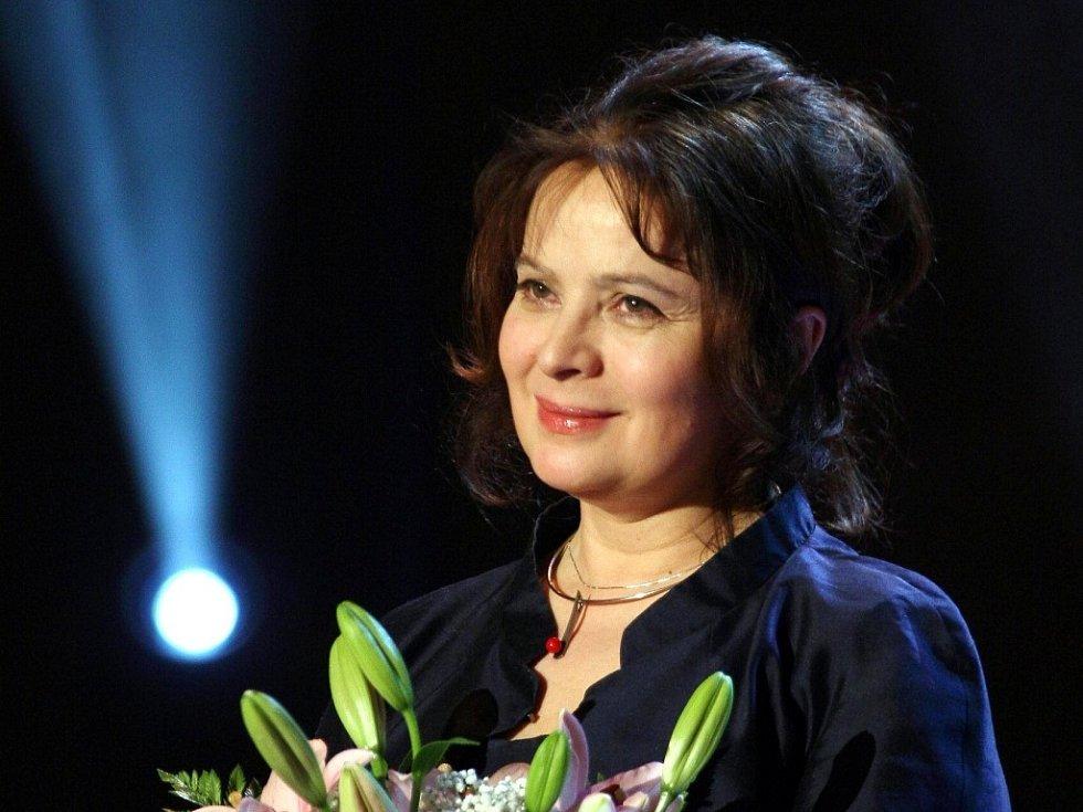 Libuše Šafránková na archivním snímku