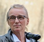 Lenka Sýkorová, manželka zesnulého umělce