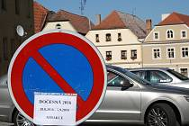 V Žatci začínají platit dopravní omezení v souvislosti s Dočesnou