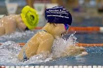 Lenka Bešíková vybojovala tři zlaté medaile a ukázala, že patří k nejlepším českým plavkyním ve své věkové kategorii.