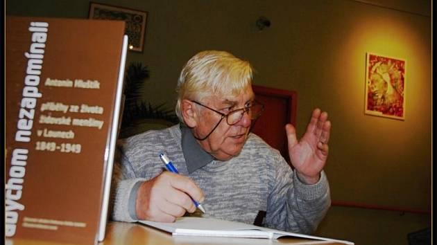 Mgr. Antonín Hluštík, CSc. (6.4.1946 Zlín – 26.6.2016 Louny)