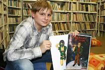 Mladý autor Ondřej Cvešpr