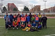 Spartak Lubenec na zimním soustředění