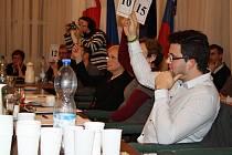 Zasedání zastupitelů Žatce 15. 1. 2015