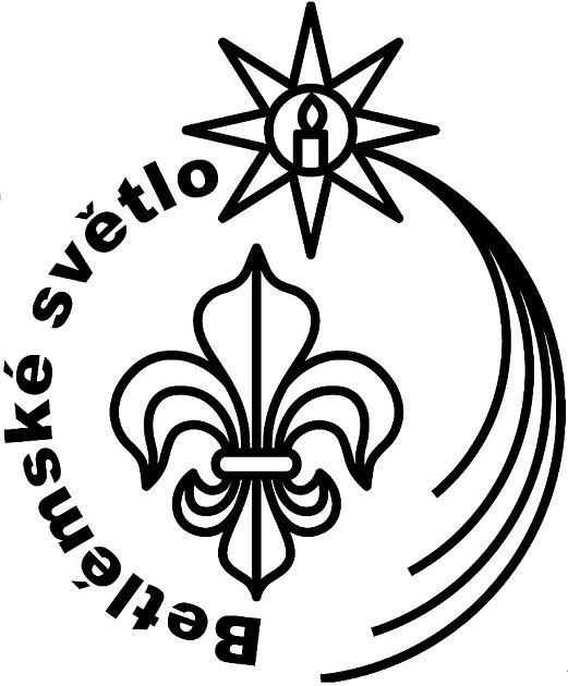 Logo Betlémského světla