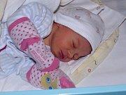 Viktorie Dušková se narodila 17. února 2017 v 15.40 hodin mamince Andree Duškové ze Žatce. Vážila 2300 gramů a měřila 46 centimetrů