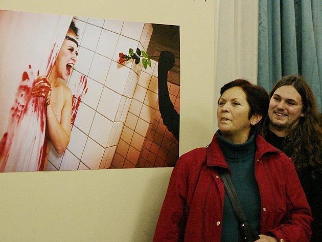 Výstava Filmové plakiáty v Lounech