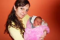 Mamince Marjaně Kušnir ze Žatce se 22. února 2013 ve 13.35 hodin narodila dcerka Andrea Sýkorová. Po narození vážila 4,230 kg a měřila 54 centimetrů.