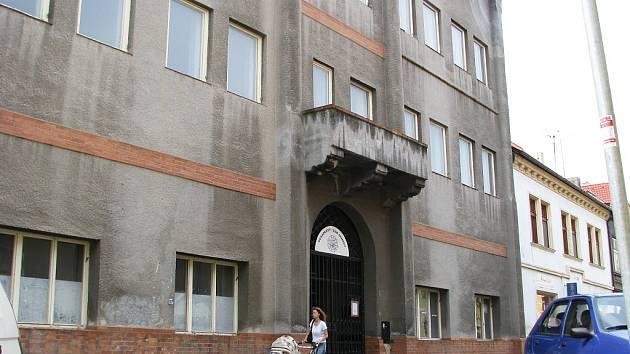 Posádkový dům armády v Žatci